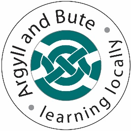 Argyll and Bute Adult Learning logo