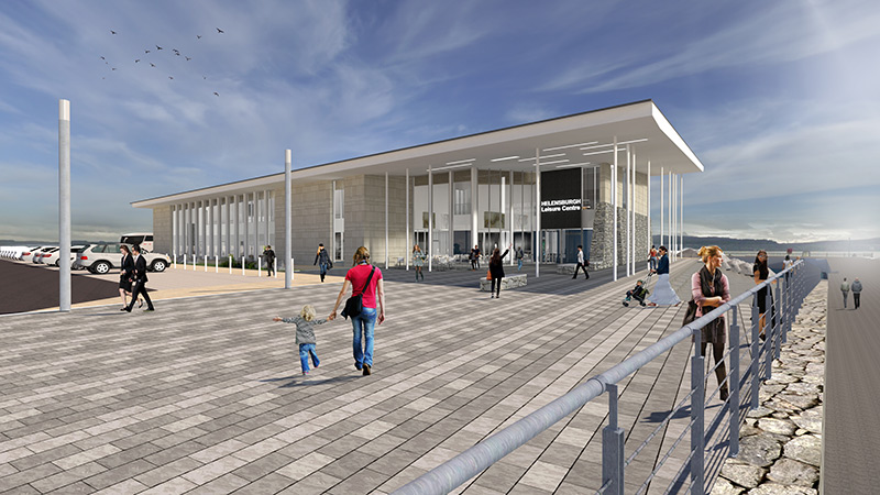 Helensburgh waterfront Development Project