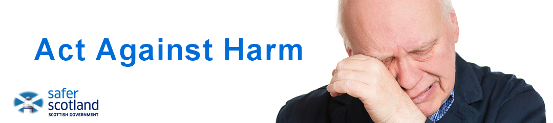 Act Against Harm Campaign