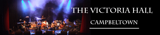 The Victoria Hall Campbeltown