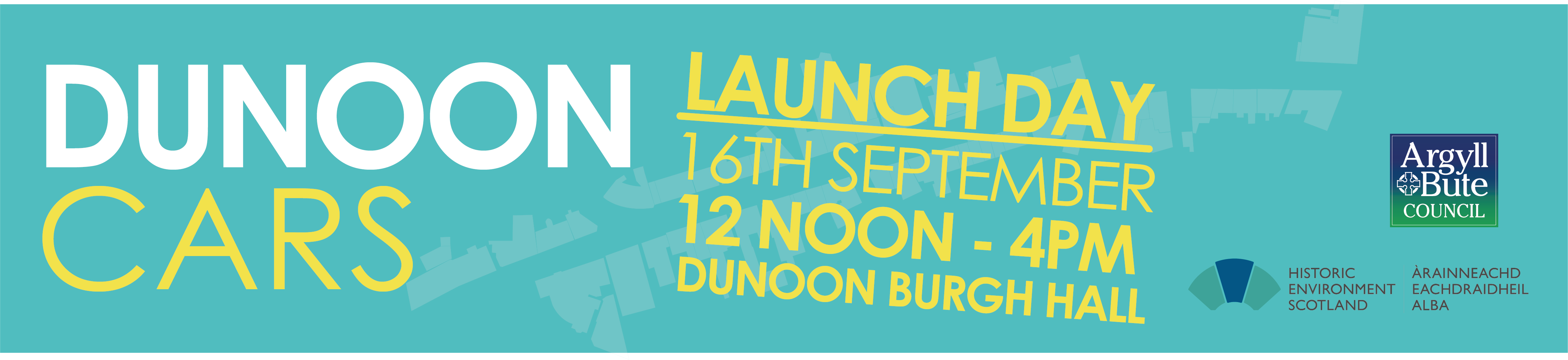 Dunoon CARS launch event