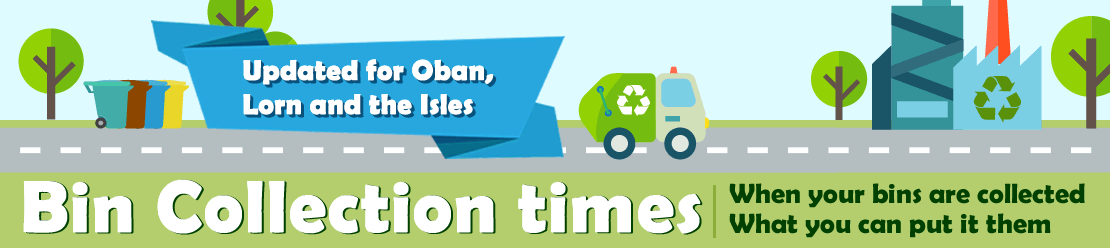 Bin collection times