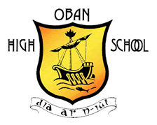 Oban high school logo