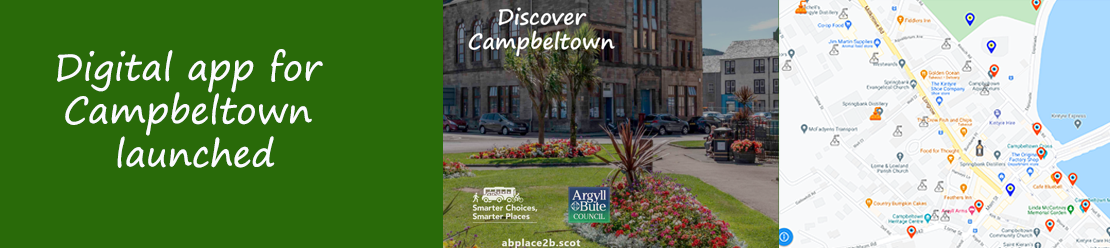 Discover Campbeltown Digital App