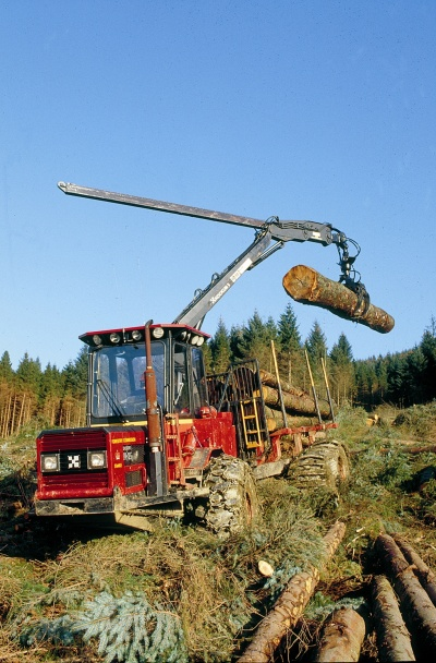Forestry operations