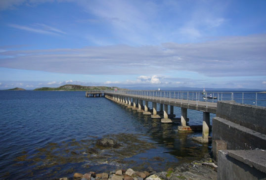 Craighouse Pier