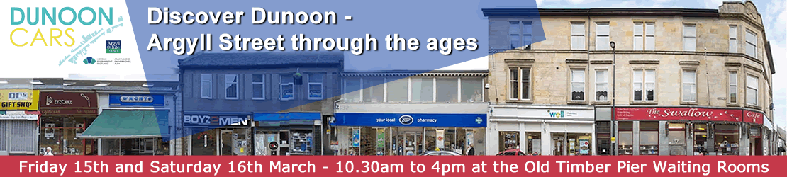 Discover Dunoon - Argyll Street through the ages