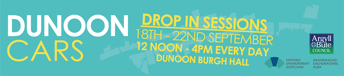 Dunoon CARS drop in sessions