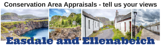 Easdale and Ellenabeich Conservation Area Appraisals