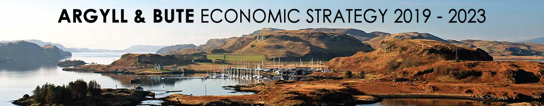 Read the Argyll and Bute Economic Strategy 2019 - 2023