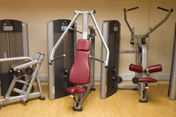 Riverside fitness suite