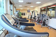 Rothesay leisure centre fitness suite