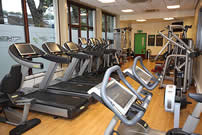Rothesay fitness suite