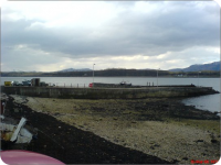 Port Appin Pier