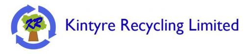 Kintyre recycling
