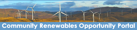 Community Renewables Opportunity Plan