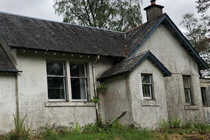 Former School and Schoolhouse, Bridge of Orchy