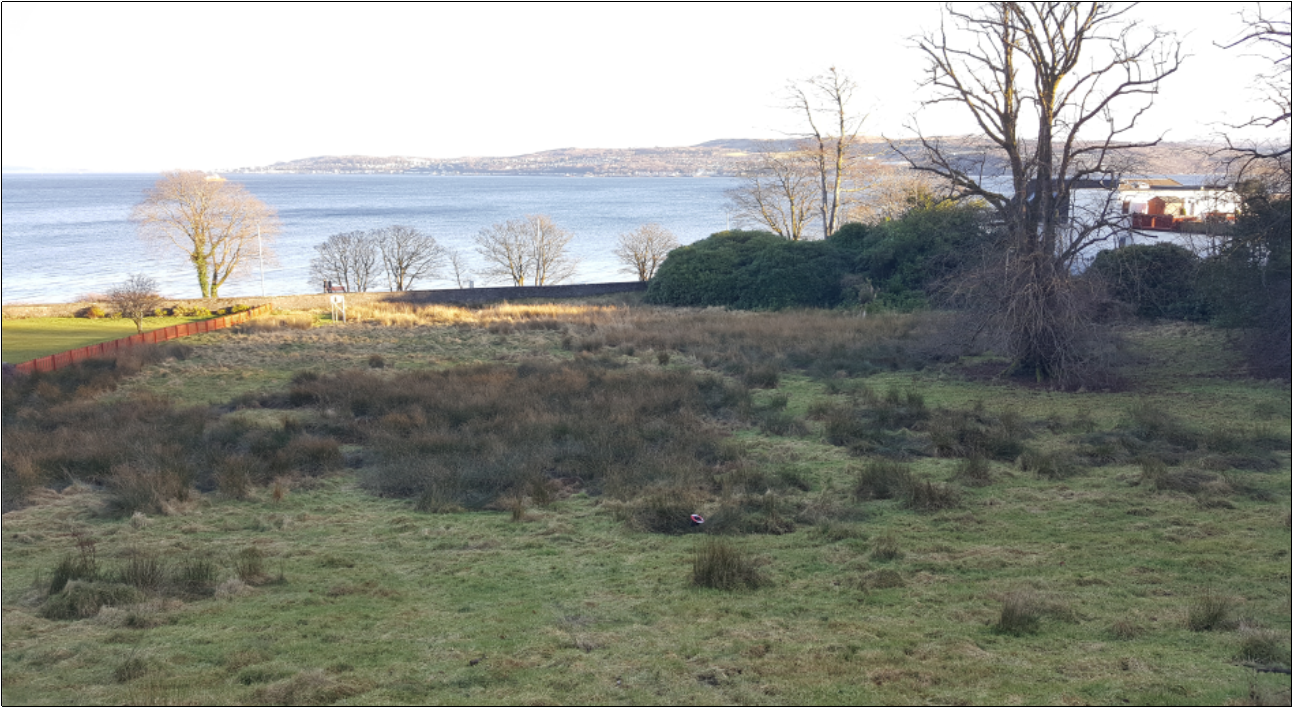 Dunclutha Estate grounds view