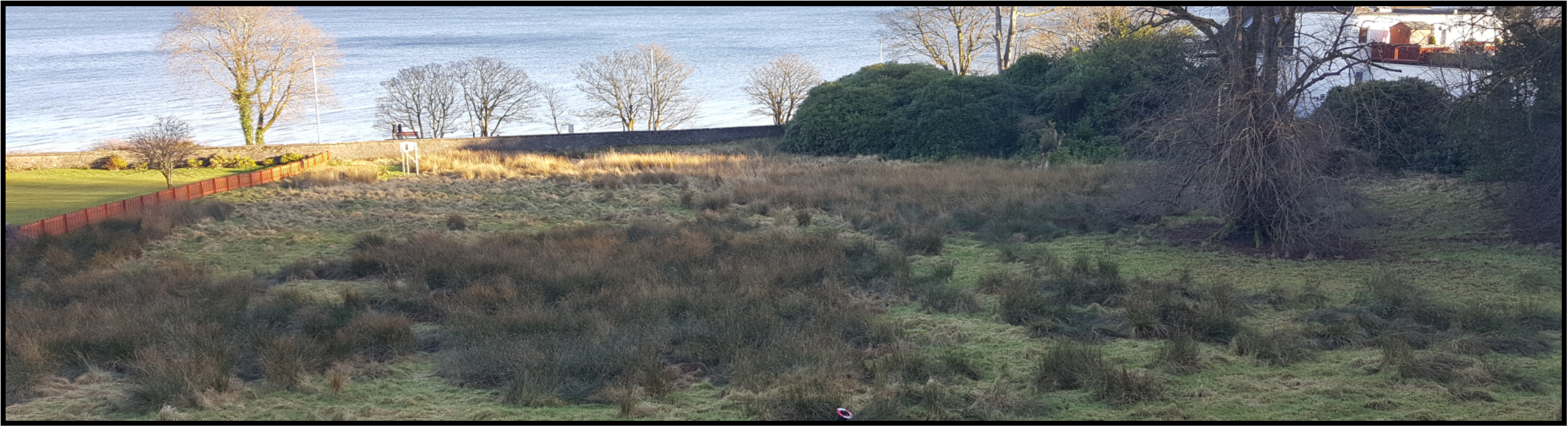 Dunclutha Estate wide view of grounds