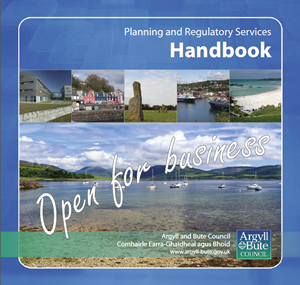 The Online Planning and Regulatory Service Handbook