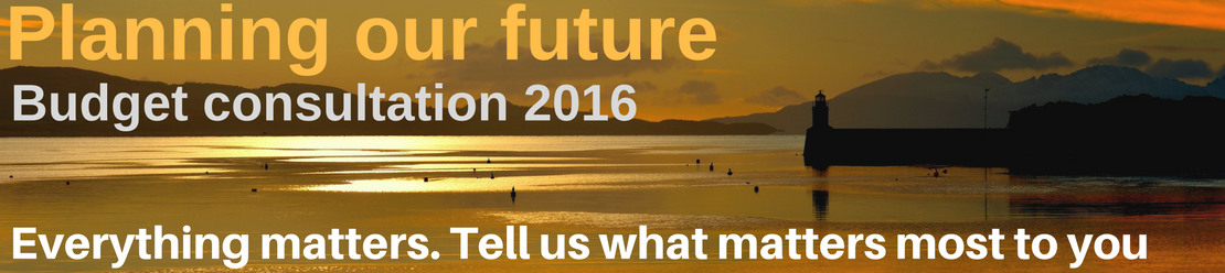 Planning our future 2016
