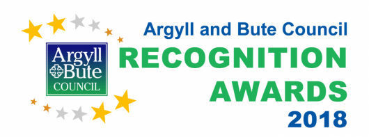 Argyll and Bute Council Recognition Awards 2018