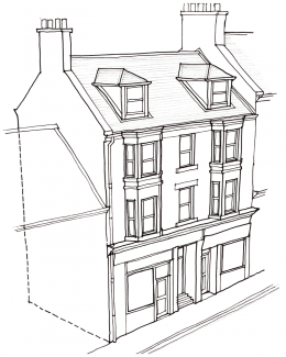 Tenement drawing