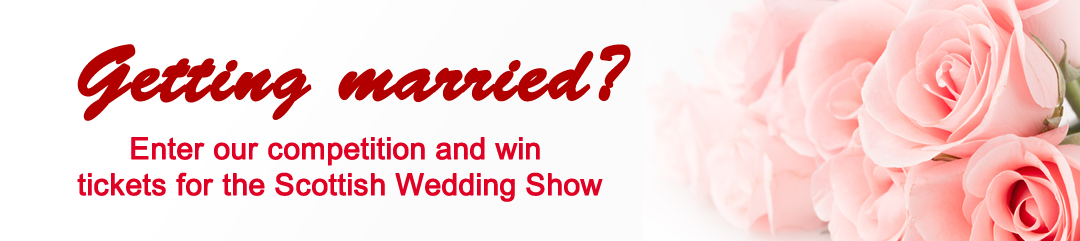 Scottish Wedding Show Competition