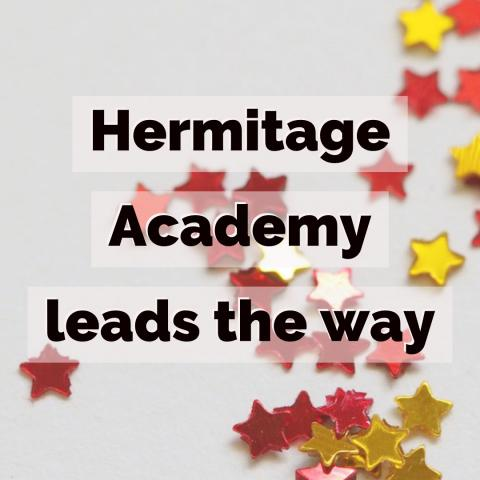 Hermitage becomes first school in Scotland to gain Investors