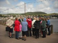Campbeltown Heritage Trail tour 2010. - gallery photo 39751