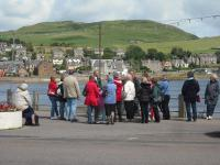 Campbeltown Heritage Trail tour 2010. - gallery photo 39752