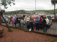 Campbeltown Heritage Trail tour 2010. - gallery photo 39753
