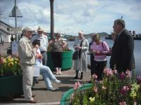 Campbeltown Heritage Trail tour 2011. - gallery photo 39757