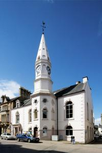 Campbeltown Town Hall. - gallery photo 31788