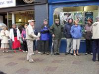 Campbeltown Heritage Trail tour 2011. - gallery photo 39758