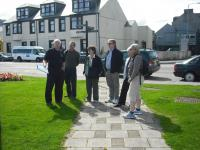 Campbeltown Heritage Trail tour 2010. - gallery photo 39759