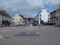 A general view of Lochgilphead town centre