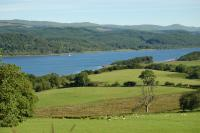 A general picture of scenery in Argyll and Bute