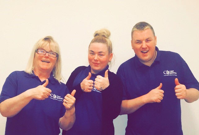 Argyll and Bute home carers