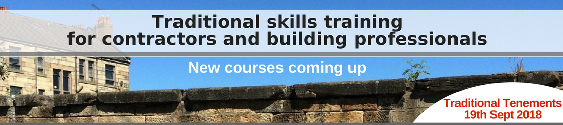 Traditional Skills Training