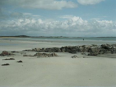 Traigh Mhor Beach Tiree