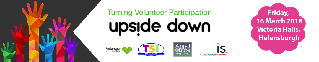 Turning Volunteer Participation Upside Down