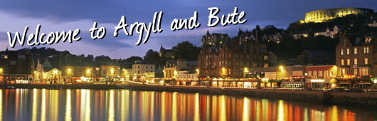 Welcome to Argyll and Bute